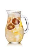 Lemonadkanna Arkivbilder