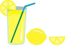 Lemonde et citrons Images libres de droits