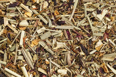Lemongrass organic tea Royalty Free Stock Photography