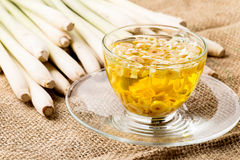 Lemongrass tea Royalty Free Stock Photography