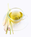LemonGrass Tea Stock Image