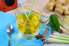 Lemongrass tea Royalty Free Stock Photos