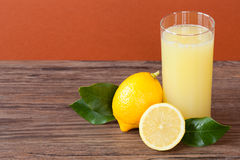 lemoniada Obrazy Royalty Free