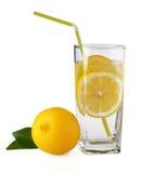 Lemoniada i cytryna Fotografia Stock