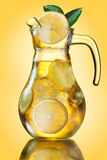 Lemoniada miotacz zdjęcie royalty free