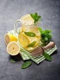 Lemoniada miotacz zdjęcia royalty free