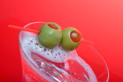 lemoniada suche Martini Fotografia Royalty Free