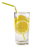 lemoniada szklana Obrazy Stock