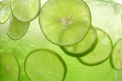 Lemoniady zbliżenie Zdjęcia Stock