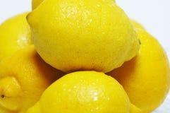 Lemons. Close up Stock Photography