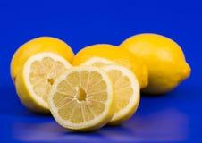 The lemons Stock Photos