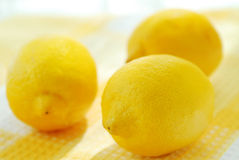 Lemons Royalty Free Stock Photo