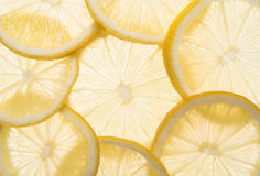 Lemons background Royalty Free Stock Image