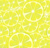 Lemons Background Royalty Free Stock Photography