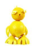 Lemons chicken Stock Image