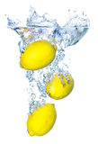 Lemons concept Royalty Free Stock Photo
