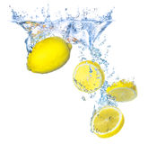 Lemons concept Stock Photo