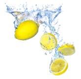 Lemons concept Stock Photo