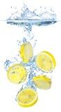 Lemons concept Royalty Free Stock Image