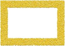 Lemons Frame Stock Photo
