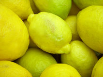 Lemons - Horizontal Stock Photography