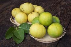 Lemons. Lemon yellow with health benefits Royalty Free Stock Photo
