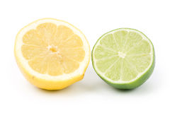 Lemons and lime Royalty Free Stock Photo