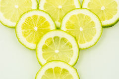 Lemons washer Royalty Free Stock Photo