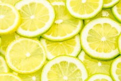 Lemons washer Stock Photos
