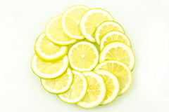 Lemons washer Royalty Free Stock Image