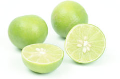 Lemons. On the white ground Royalty Free Stock Image
