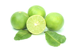 Lemons. On the white ground Royalty Free Stock Images
