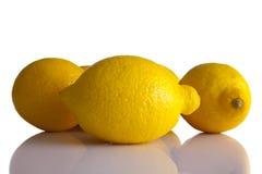 Lemons whole Stock Images