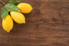 Lemons Royalty Free Stock Photos
