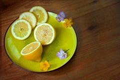 Lemons. Royalty Free Stock Photography
