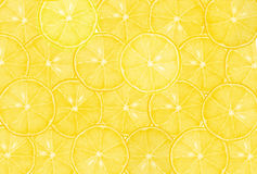 Lemony background Stock Photo