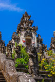Lempuyang temple - Bali Island Indonesia Royalty Free Stock Image