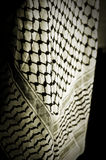 Lenço palestino Fotos de Stock