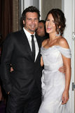 Len Wiseman, Kate Beckinsale Stock Photography
