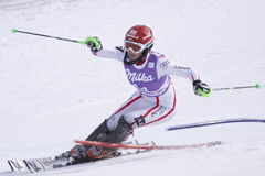 Lena Duerr - austrian alpine skiing Stock Photo