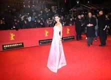 Lena Meyer uczęszcza ` T2 Trainspotting ` Zdjęcie Stock