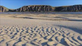 Lena Pillars, parque nacional en Yakutia almacen de video