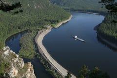 Lena River Fotos de archivo libres de regalías
