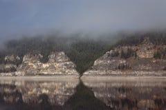 Lena River Royaltyfria Bilder