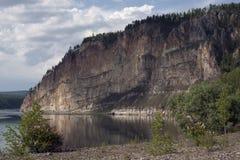 Lena River Arkivfoton
