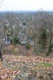 Lenape足迹,印第安人的痕迹,新泽西 库存照片