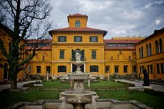 Lenbachhaus munich germany Royalty Free Stock Photo
