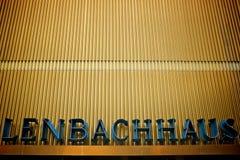 Lenbachhaus munich germany Royalty Free Stock Image