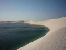 Lencoes Maranhense Stock Photography
