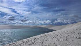 Free Lencois Maranhenses National Park Stock Photo - 34686750
